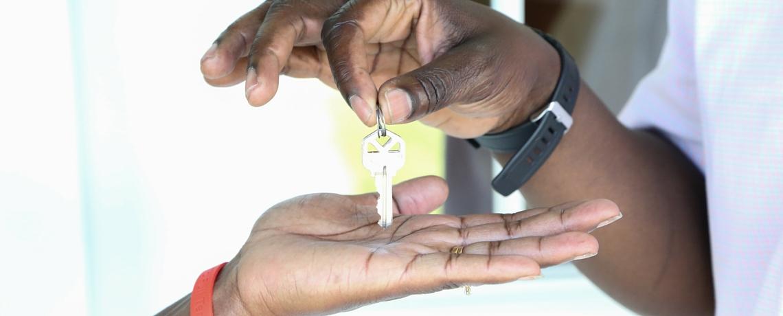 We have keys 2
